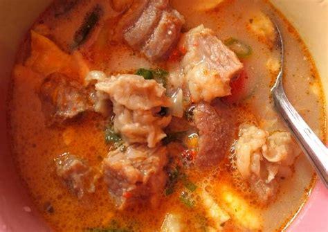 resep soto betawi daging sususantan oleh elsa guszela