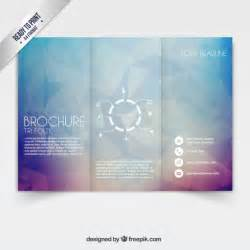 Free Tri Fold Brochure Template by Tri Fold Brochure Vector Free
