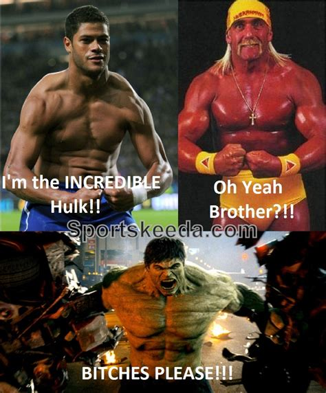 Incredible Meme - who s the real incredible hulk