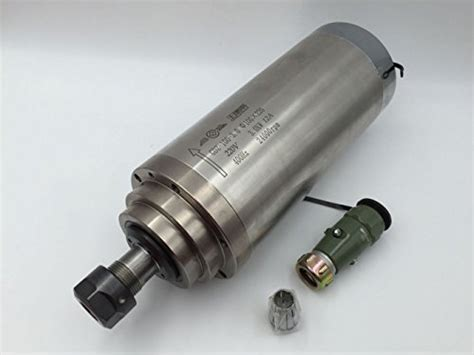 Water Cooled High Speed Spindle Motor 3kw 24000rpm spindle sanders gear tools