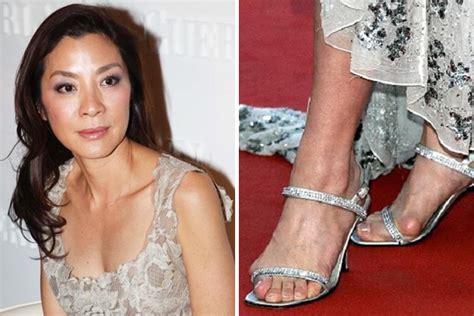 celebrity messed up feet 8 celebridades con pies realmente feos 161 los de oprah se