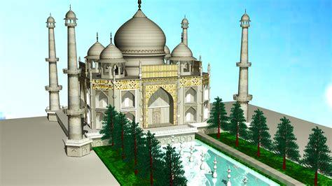Home Interiors Blog by Animated Life Taj Mahal
