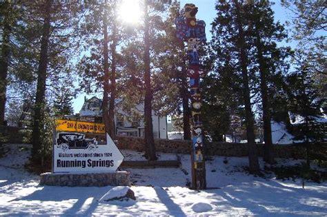 running springs picture  giant oaks lodge running springs tripadvisor