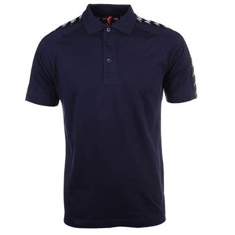 Polo Shirtkappa kappa banda estrel mens sleeve retro polo shirt