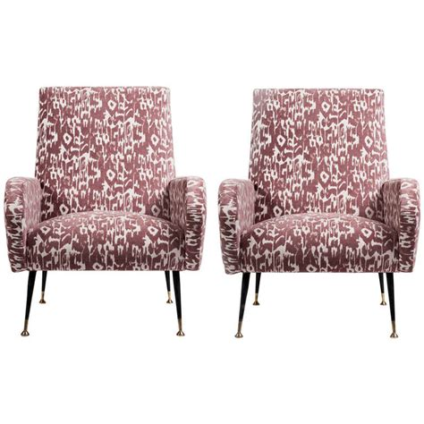 1950s italian design armchairs at 1stdibs