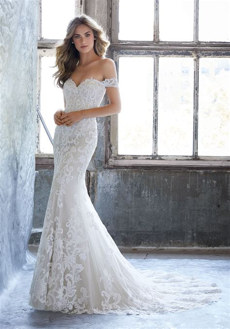Wedding Dress by Kassia Wedding Dress Style 8203 Morilee