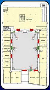 Mall Floor Plan Mall Layout