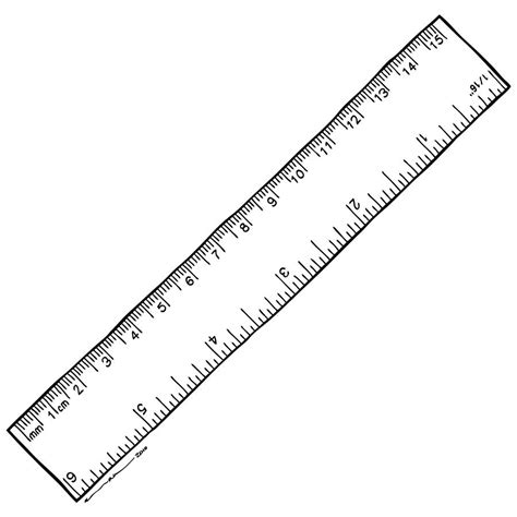 free printable vector ruler ruler drawing by karl addison