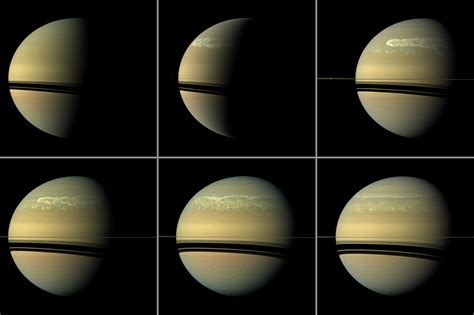 saturns year nasa funded study explains saturn s epic tantrums nasa