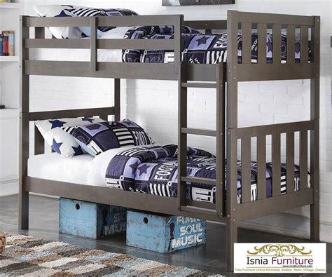 Tempat Tidur Tingkat Besi Untuk Anak tempat tidur tingkat anak kayu jual ranjang tidur