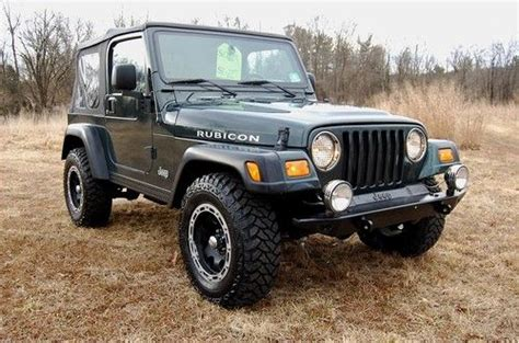 Jeep Wrangler 4 Wheel Drive Find Used Cool 2004 Jeep Wrangler Rubicon 4 Wheel