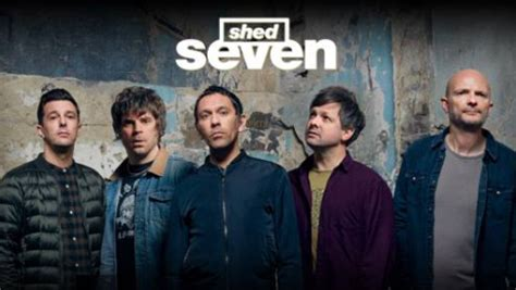 Shed 7 Tickets by Shed Seven Atg Tickets