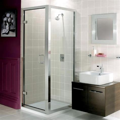 Simpsons Classic Hinged Door Shower Enclosure Uk Bathrooms Hinged Door Shower Enclosures