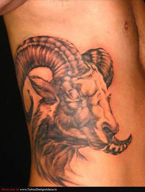 aries symbol tattoo aries tattoos3d tattoos