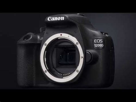 canon eos 1200d (rebel t5 / kiss x70) body price in the
