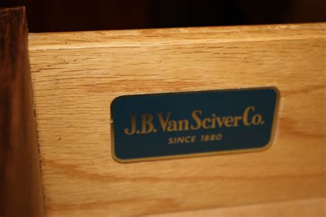 J.B. Van Sciver Co. Side End Tables ? Beautiful Wood