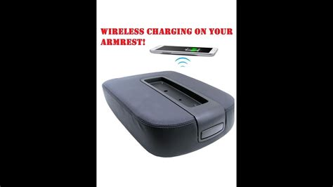 gm truck wireless charger youtube