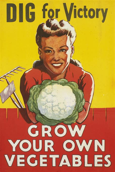 Victory Garden Ww2 by America S Disgusting Idiotic Propaganda Posters Of World