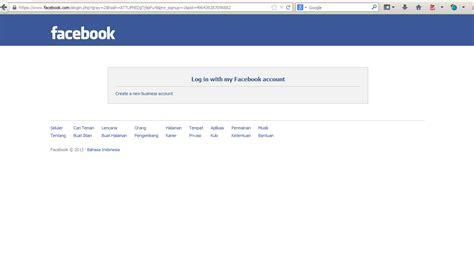 membuat akun facebook perusahaan cara membuat akun bisnis di facebook segala seputar internet