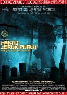 film indonesia hantu jeruk purut full movie dunia seram kisah seram hantu jeruk purut