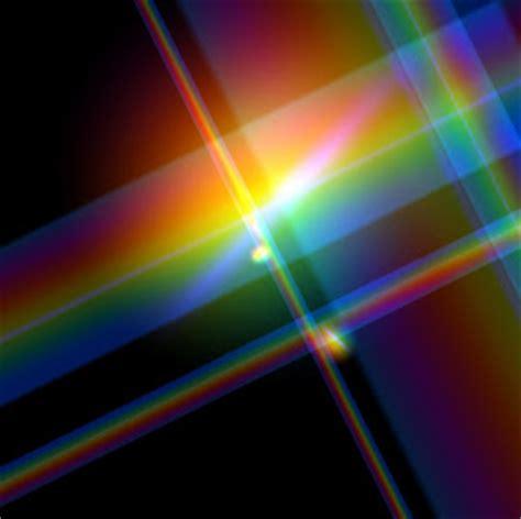 color optics rainbow tutt pittura scultura poesia musica