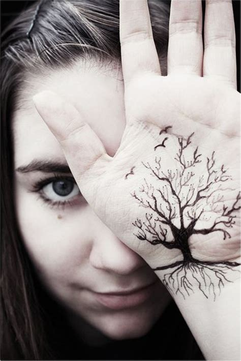 tattoo hand tree 101 awesome hand tattoos that will inspire you to get inked