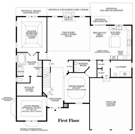 dominion homes floor plans dominion valley country club villas the palmerton home