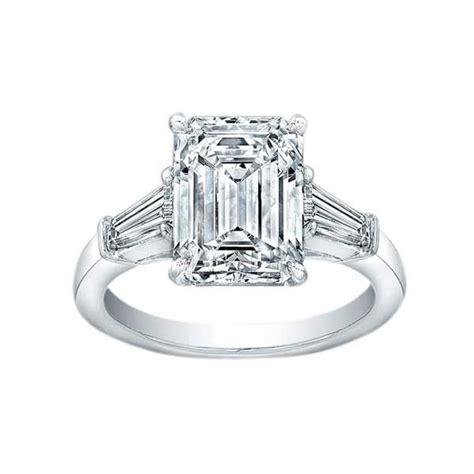 cartier emerald cut engagement ring cartier engagement