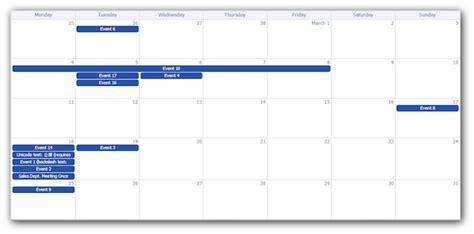 design calendar asp net daypilot ajax monthly event calendar for asp net mvc in