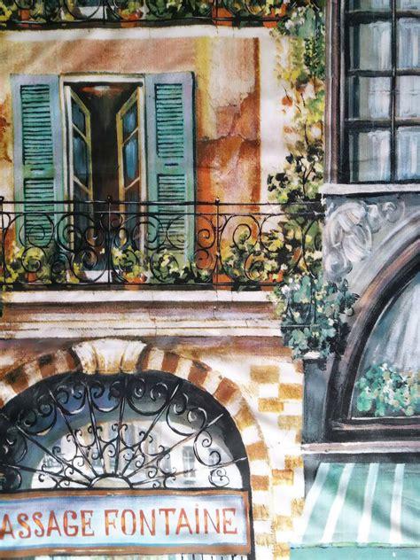 paris cafe curtains paris cafe shower curtain