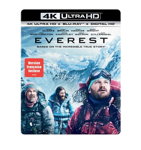 film everest montreal everest 4k blu ray edition orcasound