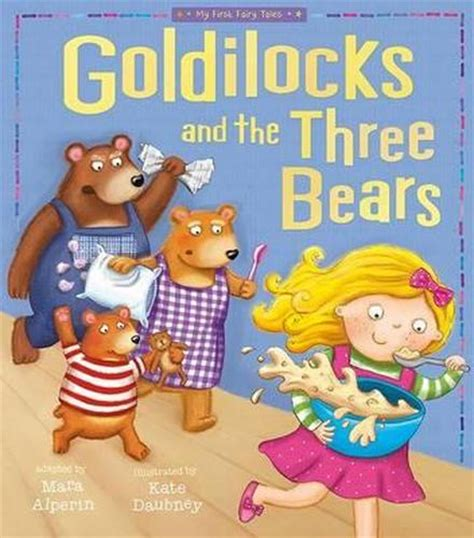 goldilocks and the three bears picture book pre order goldilocks and the three bears by tiger tales