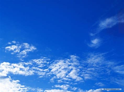 wallpaper blue sky clouds blue sky wallpapers wallpaper cave