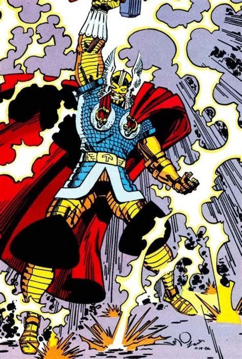 love comic covers beta ray bill by walter simonson other dwo comic art stuff samnee s quot the mighty thor quot heromachine character portrait creator