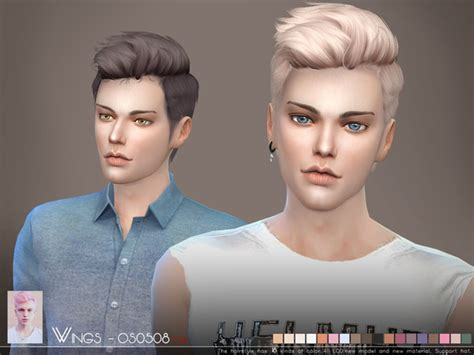 sims 4 male hairstyles wingssims wings os0508
