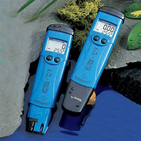 Primo5 Ec Low Range Tester hi 98312 ec tds and temperature tester high range