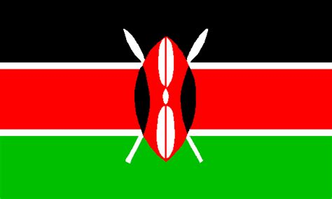 flags of the world kenya frickwiki kenya