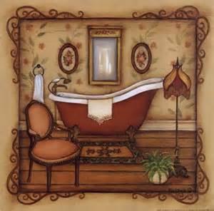 poster badezimmer vintage bath print bathrooms prints and