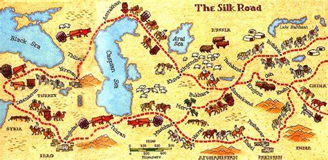 the silk roads a period 2 the silk road