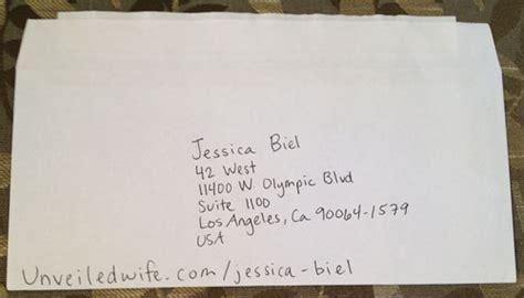encouraging letter to biel