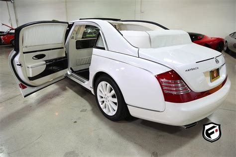 maybach landaulet for sale 2009 maybach 62s landaulet for sale
