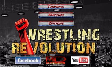 download wrestling revolution 3d for pc download (apk