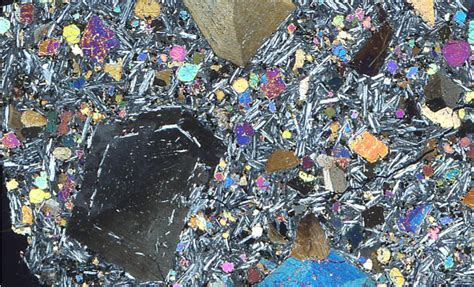 labradorite thin section page42essexite