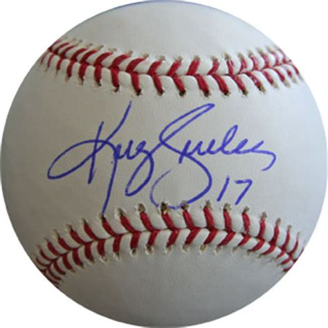 sport star autographs autographs from the worlds most kelly gruber autographed baseball