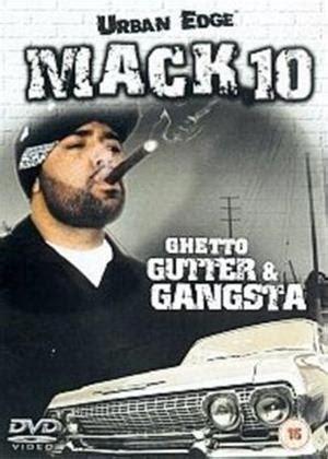 Guter Gangster Film | rent mack 10 ghetto gutter and gangsta 2003 film