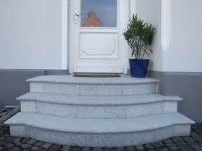 treppen aussenbereich treppen und podeste aus granit und naturstein im