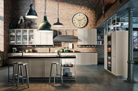 stil cucine stile industriale le cucine pi 249 grazia it