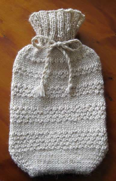 knitting pattern hot water bottle cover hot water bottle cover billie s craft room