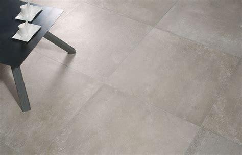 "Flaviker Urban Concrete Fog Tile Flooring 12"" x 24"""