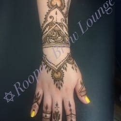 henna tattoo in los angeles roopa s brow lounge eyelash service downtown los
